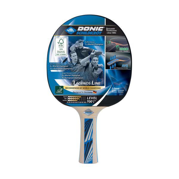 DONIC SCHILDKROT Table Tennis BAT LEGENDS One Piece